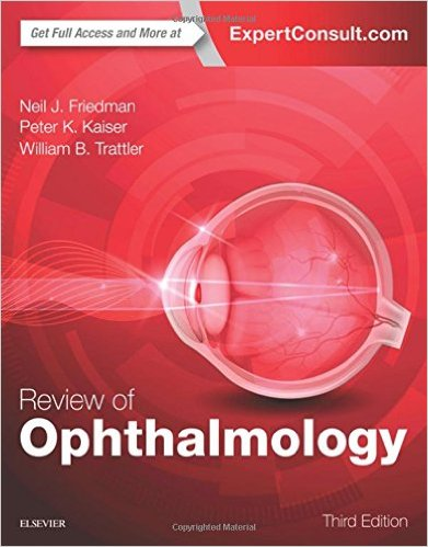 Review of Ophthalmology, 3e-Original PDF