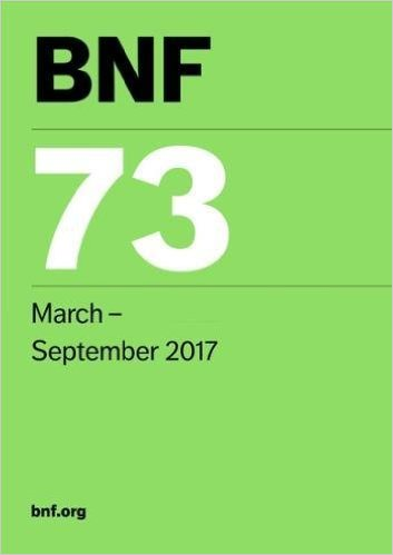 BNF 73 (British National Formulary) March 2017 – Original PDF