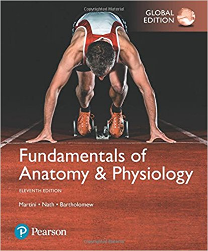 Fundamentals of Anatomy & Physiology, Global Edition 11th Edition ...