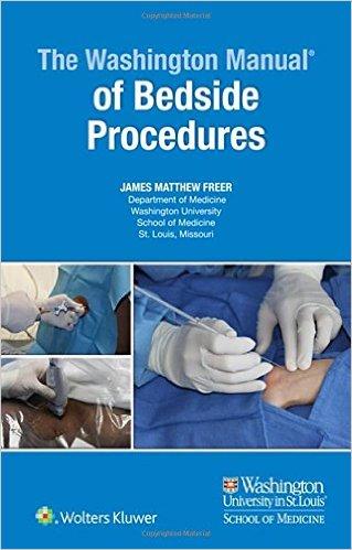 The Washington Manual of Bedside Procedures-EPUB
