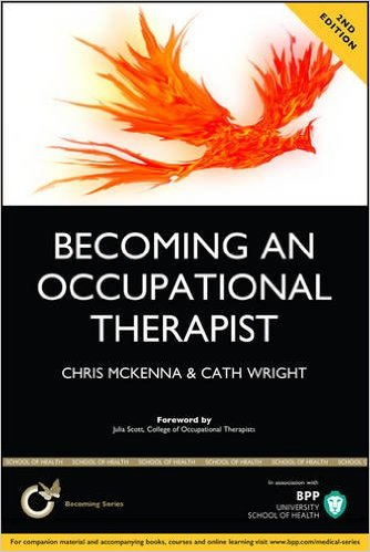 Becoming an Occupational Therapist 2nd edition-Original PDF