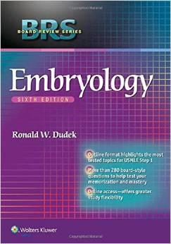 BRS Embryology (Board Review Series) – Original PDF