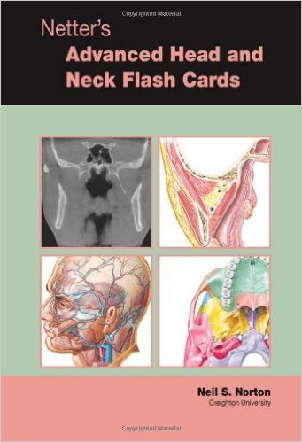 Netters Anatomy Flash Cards With Online Student Consult Access 4e