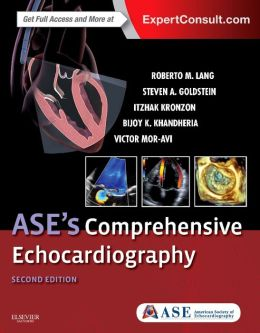 ASE's Comprehensive Echocardiography, 2nd Edition – Original PDF