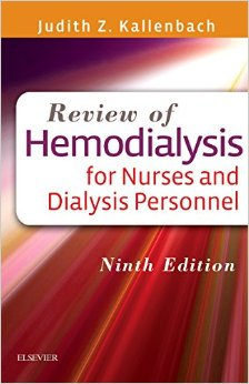 Review of Hemodialysis for Nurses and Dialysis Personnel, 9e – Original PDF