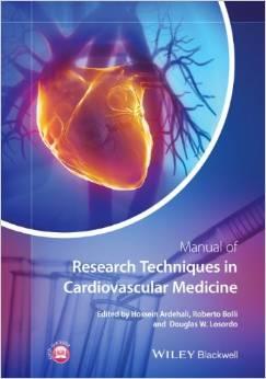 Manual of Research Techniques in Cardiovascular Medicine – Original PDF