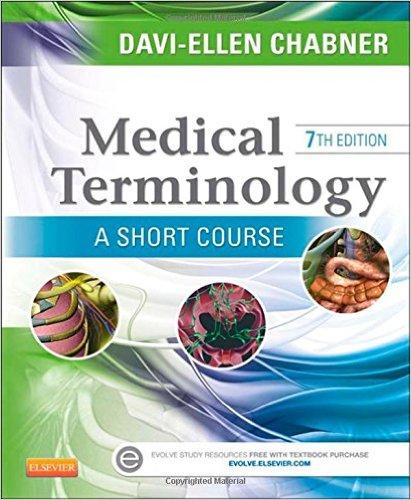 Medical Terminology: A Short Course, 7th Edition – Original PDF