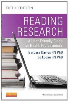 Reading Research: A User-Friendly Guide for Health Professionals, 5e – Original PDF