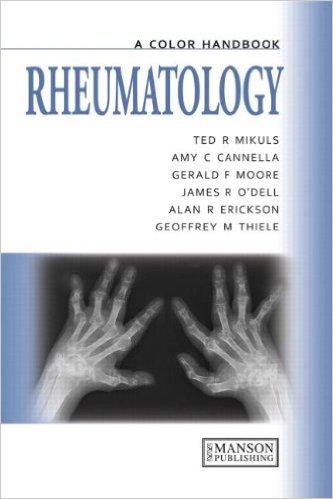 Rheumatology A Color Handbook (Medical Color Handbook Series) - Original PDF