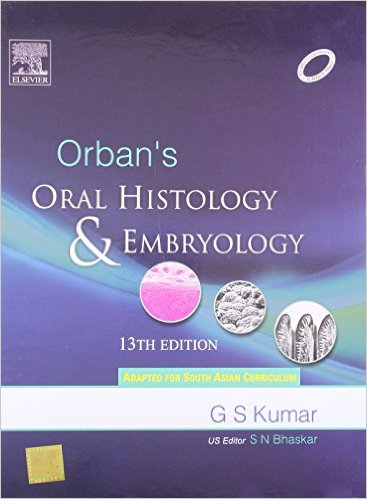 Orban's Oral Histology & Embryology