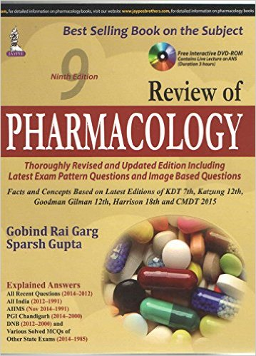 Review of Pharmacology 9th ed - Original PDF