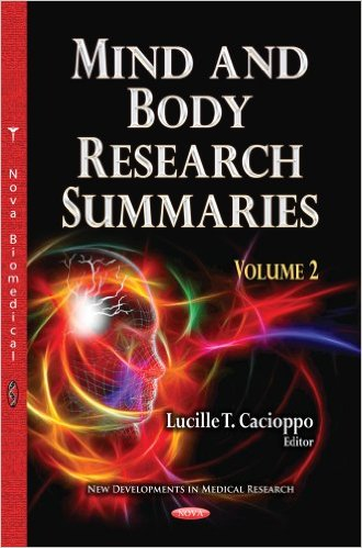 Mind and Body Research Summaries (New Developments in Medical Research: Health Psychology Research Focus) Vol2