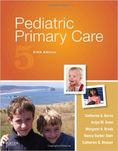 Pediatric Primary Care, 5e (Burns, Pediatric Primary Care) – EPUB
