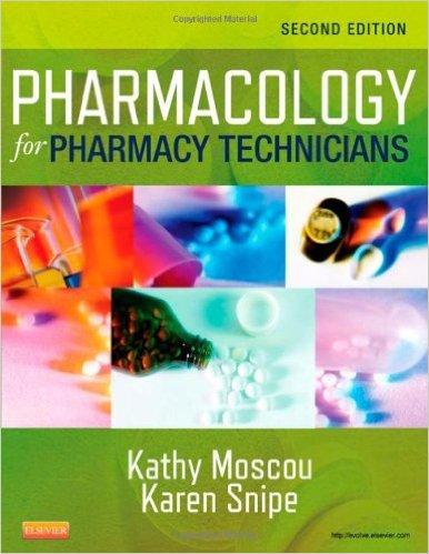 Pharmacology for Pharmacy Technicians, 2e – Original PDF