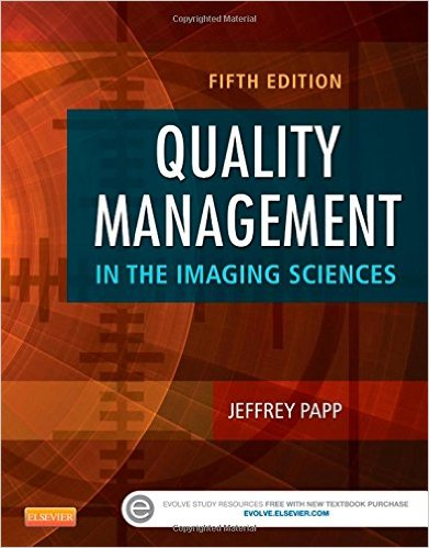 Quality Management in the Imaging Sciences, 5e - Original PDF