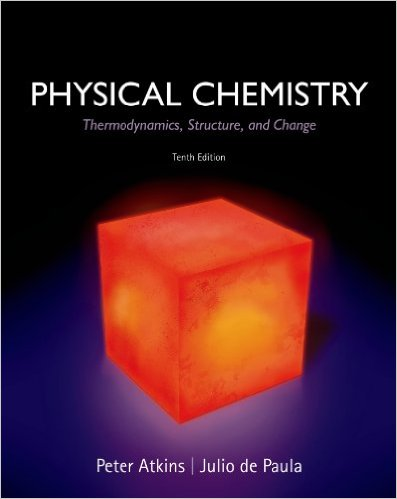 Physical Chemistry: Thermodynamics, Structure, and Change Tenth Edition – Original PDF