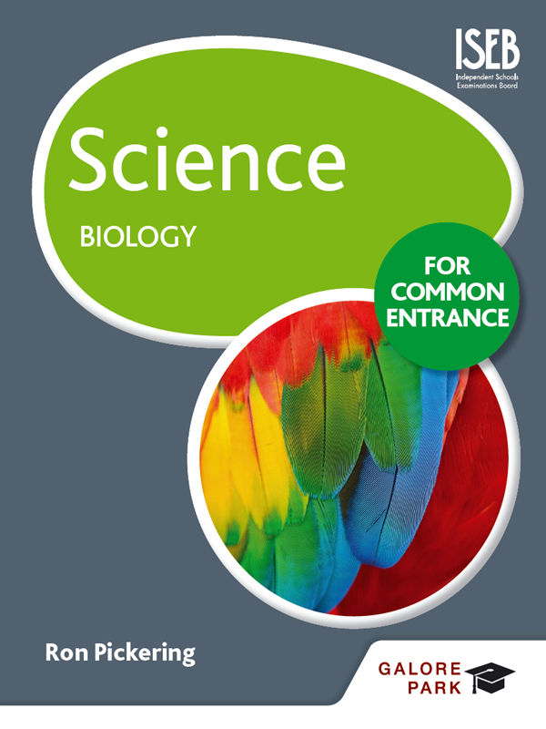 Science for Common Entrance: Biology – Original PDF