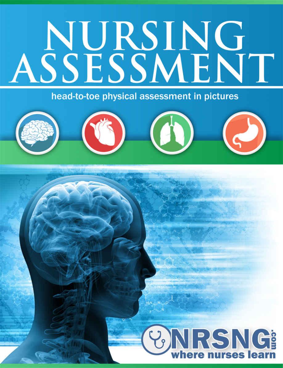Nursing Assessment: Head-to-Toe Assessment in Pictures (Health Assessment in Nursing) – EPUB