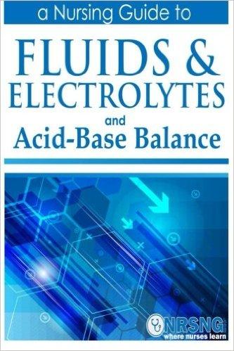 Fluids, Electrolytes and Acid-Base Balance: a Guide for Nurses - EPUB