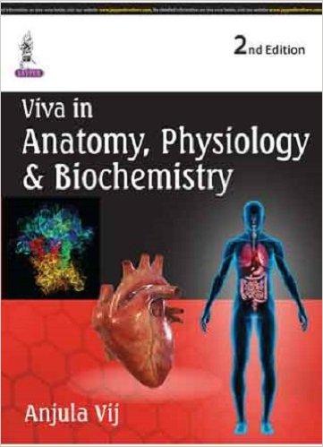 Viva in Anatomy, Physiology & Biochemistry 2nd Edition - Original PDF