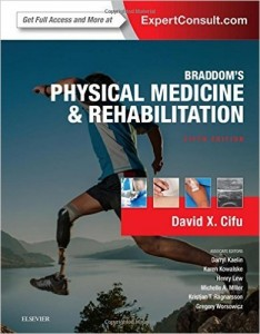Braddom's Physical Medicine and Rehabilitation, 5th Edition – Original PDF