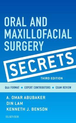 Oral and Maxillofacial Surgery Secrets, 3rd Edition