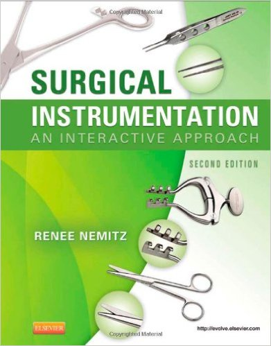 Surgical Instrumentation: An Interactive Approach, 2e – Original PDF