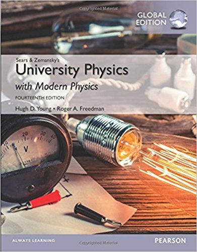University Physics with Modern Physics Global Edition (14th Edition)-Original PDF