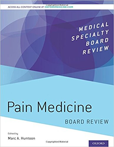 Pain Medicine Board Review (Medical Specialty Board Review)-Original PDF