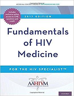 Fundamentals of HIV Medicine: (CME edition)-Original PDF