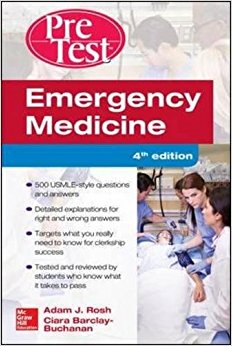 Emergency Medicine PreTest Self-Assessment and Review, Fourth Edition-Original PDF