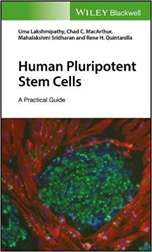 Human Pluripotent Stem Cells: A Practical Guide-Original PDF