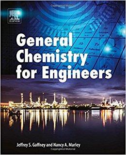 General Chemistry for Engineers-Original PDF