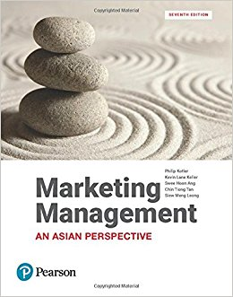 Marketing Management: An Asian Perspective 7th Edition-Original PDF