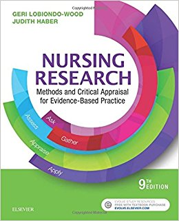 Nursing Research: Methods and Critical Appraisal for Evidence-Based Practice, 9e-Original PDF