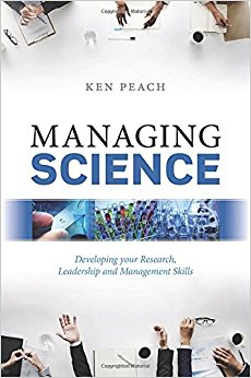Managing Science: Developing your Research, Leadership and Management Skills-Original PDF