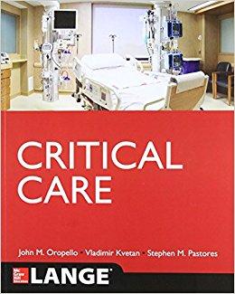Lange Critical Care-Original PDF