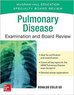 Pulmonary Disease Examination and Board Review-Original PDF