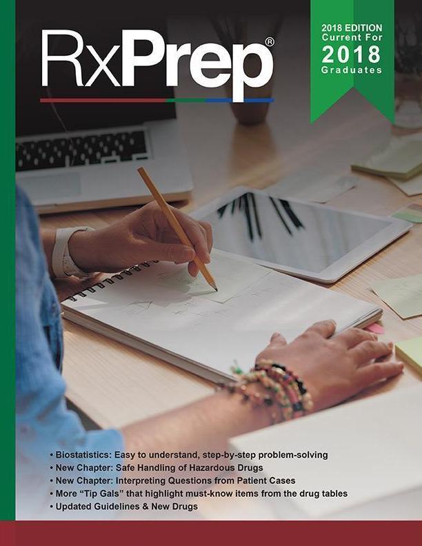 RxPrep Complete NAPLEX Online Course 2018-Videos