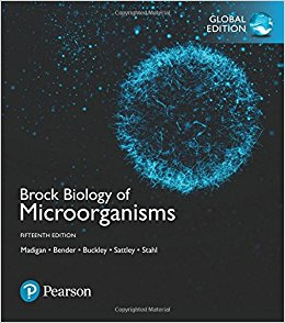 Brock Biology of Microorganisms, Global Edition 15th edition-Original PDF