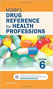 Mosby's Drug Reference for Health Professions, 6e-Original PDF