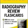 LANGE Radiography Review Flashcards-Original PDF