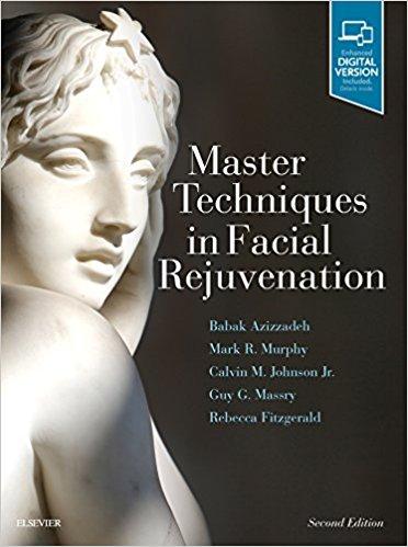 Master Techniques in Facial Rejuvenation, 2e-Original PDF+Videos