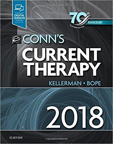 Conn's Current Therapy 2018, 1e-Original PDF