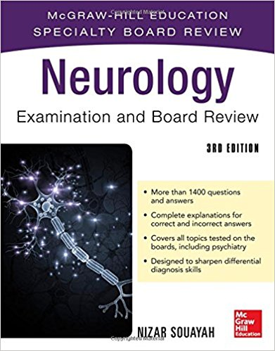 Neurology Examination and Board Review, Third Edition: McGraw-Hill Education Specialty Board Review-Original PDF