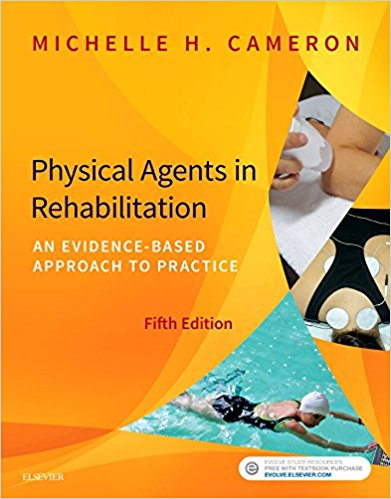 Physical Agents in Rehabilitation: An Evidence-Based Approach to Practice, 5e-Original PDF