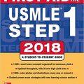 First Aid for the USMLE Step 1 2018, 28th Edition-Original PDF
