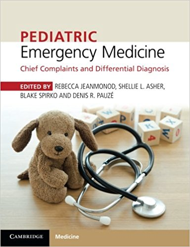 Pediatric Emergency Medicine: Chief Complaints and Differential Diagnosis-Original PDF