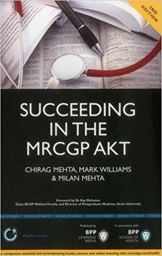 Succeeding in the MRCGP AKT (Medipass) 2nd edition-Original PDF