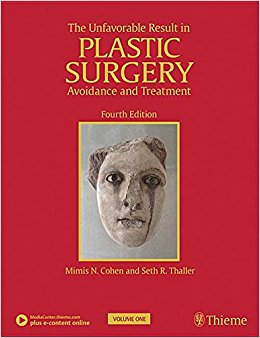 The Unfavorable Result in Plastic Surgery: Avoidance and Treatment 4th edition-Original PDF